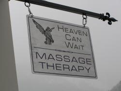 Heaven Can Wait Massage Therapy & More