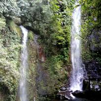 Batu Bersurat Waterfalls