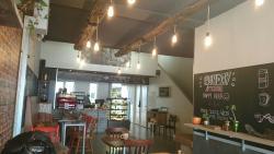 Milk & Beans Coffee House