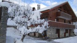 Comfortable chalet, good for and fantastic service