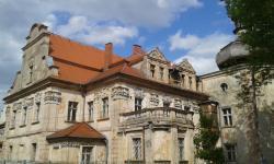 Palace in Turawa