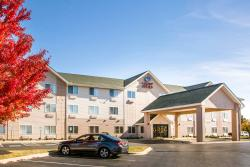 Comfort Suites Columbus West Hilliard