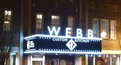 Webb Custom Kitchen