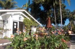 玛丽娜海滩汽车旅馆