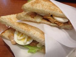 Cafe de Crie Yaesu Chikagai