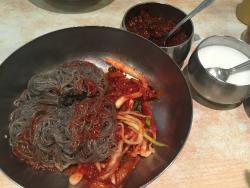 Ojangdong Hamheung Cold Buckwheat Noodles