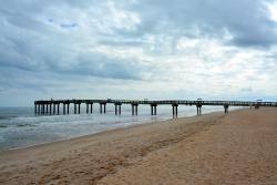 St Johns County Ocean Pier
