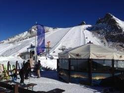 Gletscherhutte - Hintertux