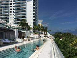 The best hotel we have stayed at in South Beach!