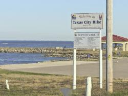 Texas City Dike