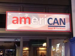 ameriCAN Beer & Cocktails at the Linq