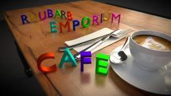 Rhubarb Emporium Cafe
