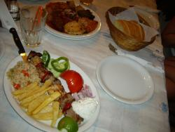 The Best natural greek food in Faliraki !