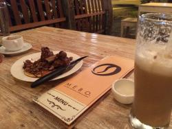 MEBO Specialty Indonesian Coffee and Eatery