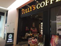 Tully's Coffee Shin Osaka Hankyu Bldg.