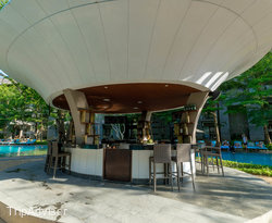 The Pool at the Courtyard by Marriott Bali Nusa Dua