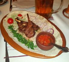Restaurant Pervak