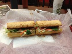 V Sandwiches