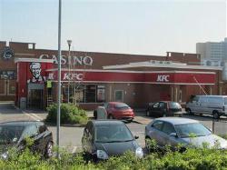 KFC Salford Drive Thru