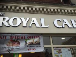 The Royal cafe