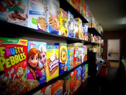 Cereal Addiction