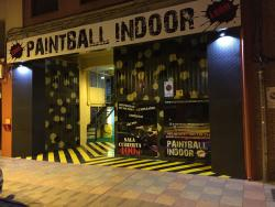 Paintball Indoor Leon