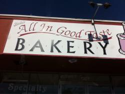 All in Good Taste Bakery