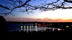Great sunset view from Lenoir City Park
