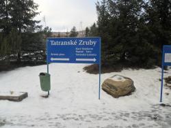 Hotel a klimaticke kupele Tatranske Zruby