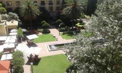 I rate this hotel best in south africa