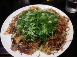 Hiroshima Okonomiyaki Momiji
