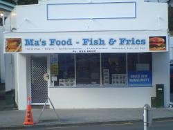 ‪Ma's Food Fish & Fries‬