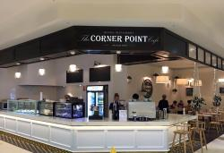 The Corner Point Cafe