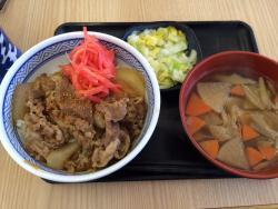 Yoshinoya, Kanjodori Higashi