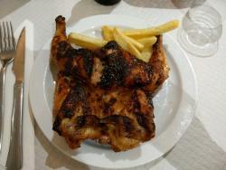 Restaurante el Navarro.