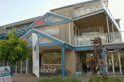 Good hostel in an isolated location on Phillip Island