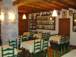 Restaurant Castell de l'Areny