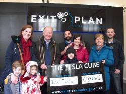 Exit Plan Edinburgh