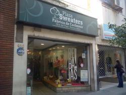Plaza Sweaters