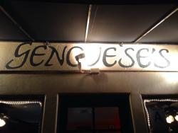 Genovese's Pizza