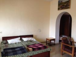 Average RTDC hotel but close to Sariska Forest entry gate