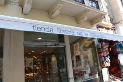 La Tienda-Libreria de la Alhambra
