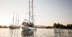 Seilskute pa Oslofjorden: S/S Vega