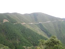 足摺宇和海国立公園篠山