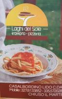 Trattoria-Pizzeria Laghi del sole