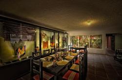 Tierra del Sol Casa Restaurante - Casa de Lila Downs