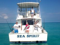 Sea Spirit Offshore Adventures