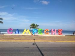 Centro Historico de San Francisco de Campeche