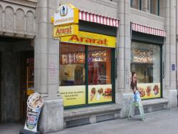 Pizzeria Ararat Take Away Pizza Kebab