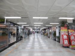 Hoehyeon Underground Shopping area